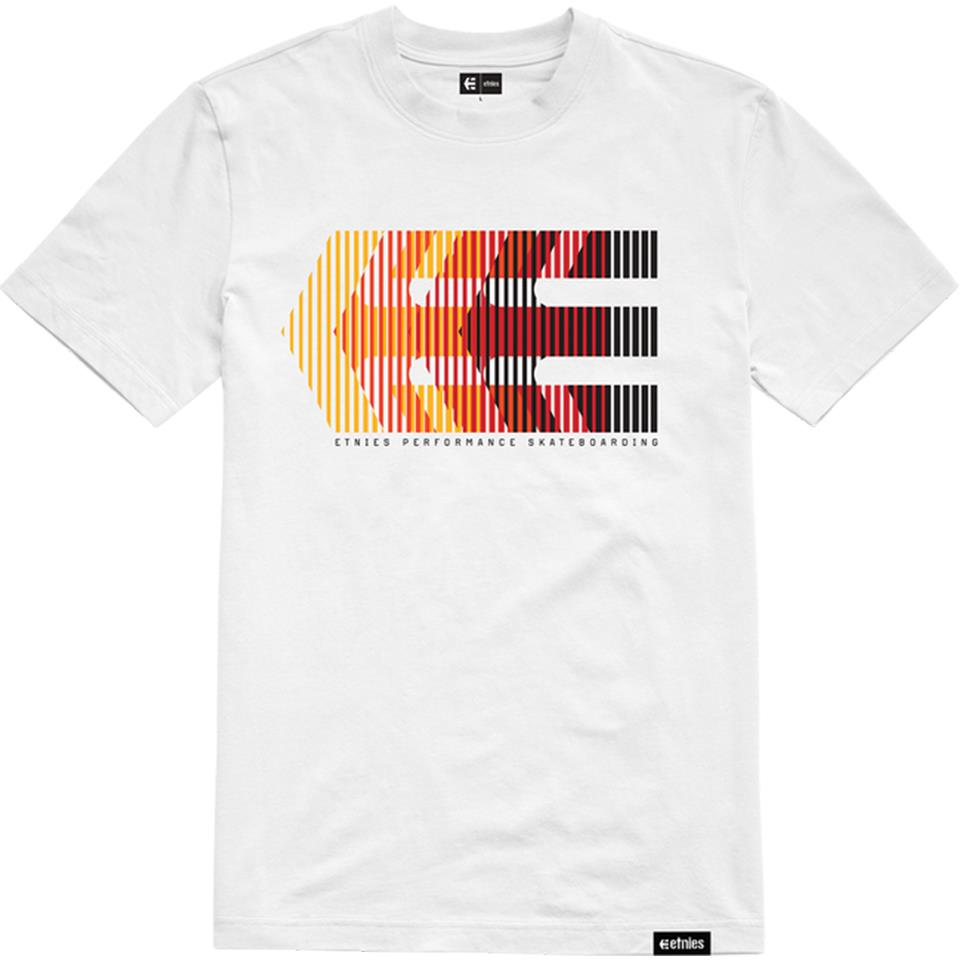 Etnies After Burn T-Shirt - White