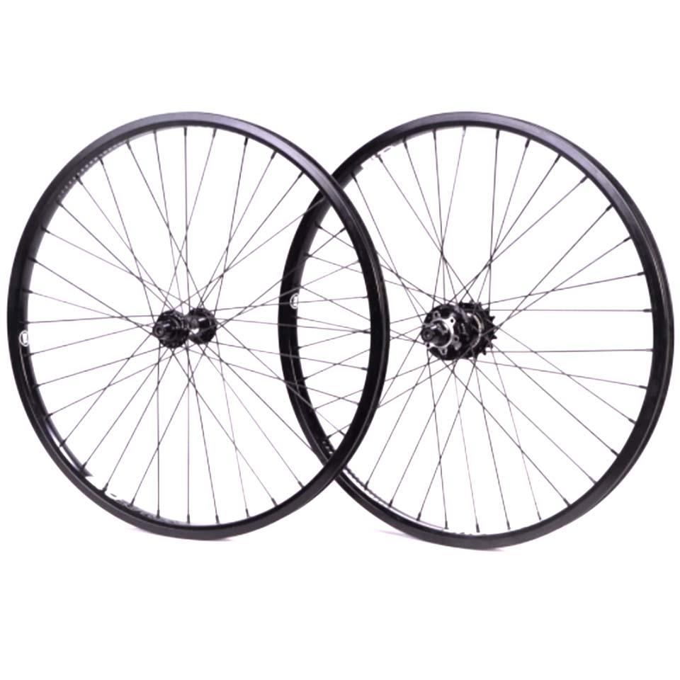 "Stay Strong Evolution 24"" x 1.75"" Disc Wheelset"