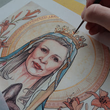 Load image into Gallery viewer, SPECIAL LIMITED GICLEE PRINT EDITION: Blessed Rebel Queen