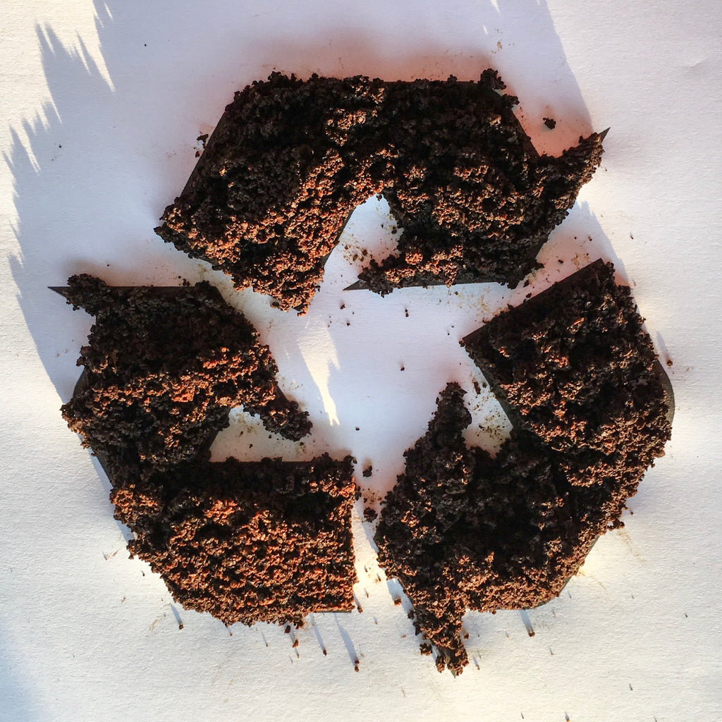 What to do with Used Coffee Grounds