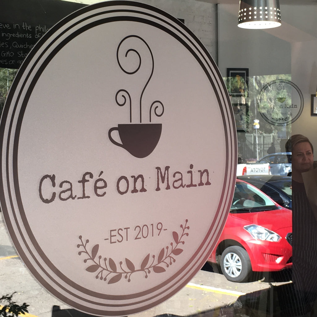Coffee Shop Review: Café on Main