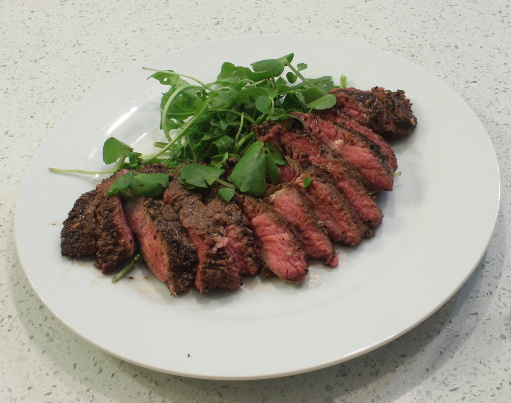 Tasty Tuesday Recipe - Coffee Rubbed Braaied Rumps
