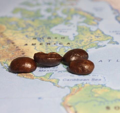 Central American & Caribbean Single Origin Arabica