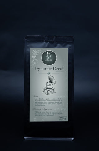 Dynamic Decaf
