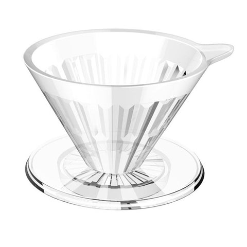 Timemore 2-4 Cup plastic Crystal Eye Coffee Dripper