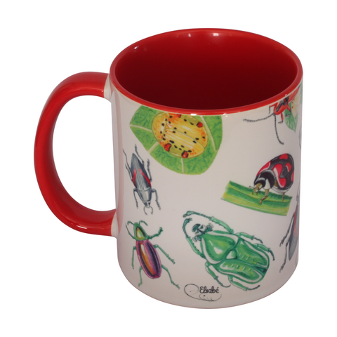 Beetle Mugs