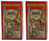 Caff Batani:  Orzo '900  Toasted Ground Barley 17.64 Ounces (500Gr) Packages  [ Italian Import ]