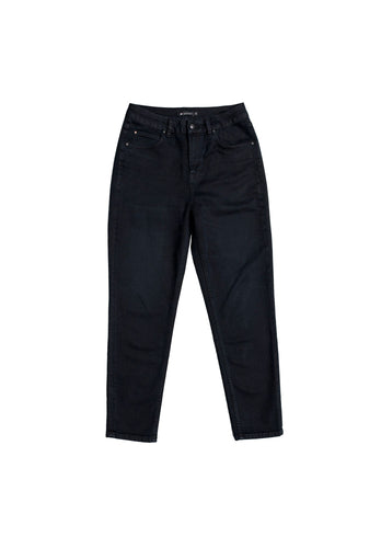 Mom Jeans CARPINE Used Black