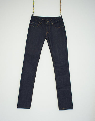 Jeans Frauen Rodas Slim Fit