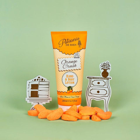 Bath it up - Patisserie De Bain ORANGE CRUSH HAND & BODY LOTION