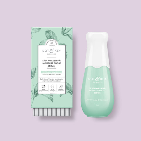 Dot & Key Skin Awakening Moisture Boost Face Serum, vitamin face serum for glowing skin