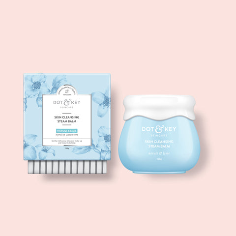 Dot & Key Skin Cleansing Steam Balm, Makeup Remover Balm