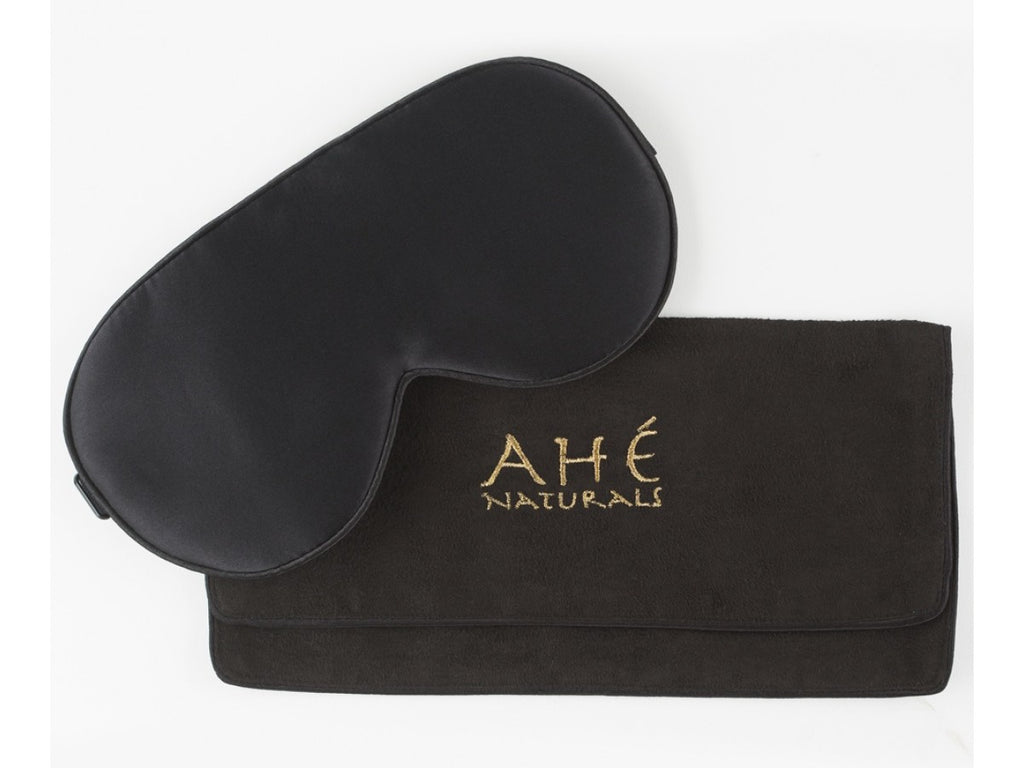 Ahe Naturals Mulberry Silk Sleep Mask