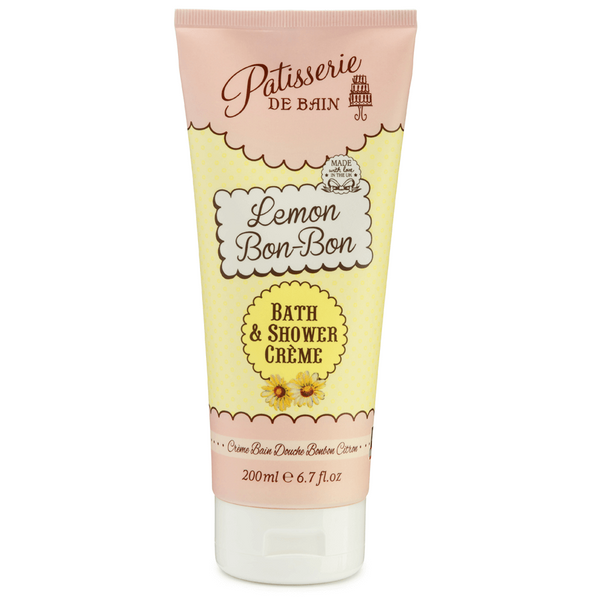 LEMON BON BON BATH & SHOWER CREME