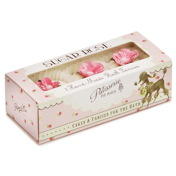 SUGAR ROSE GIFT SET – 3 PIECE