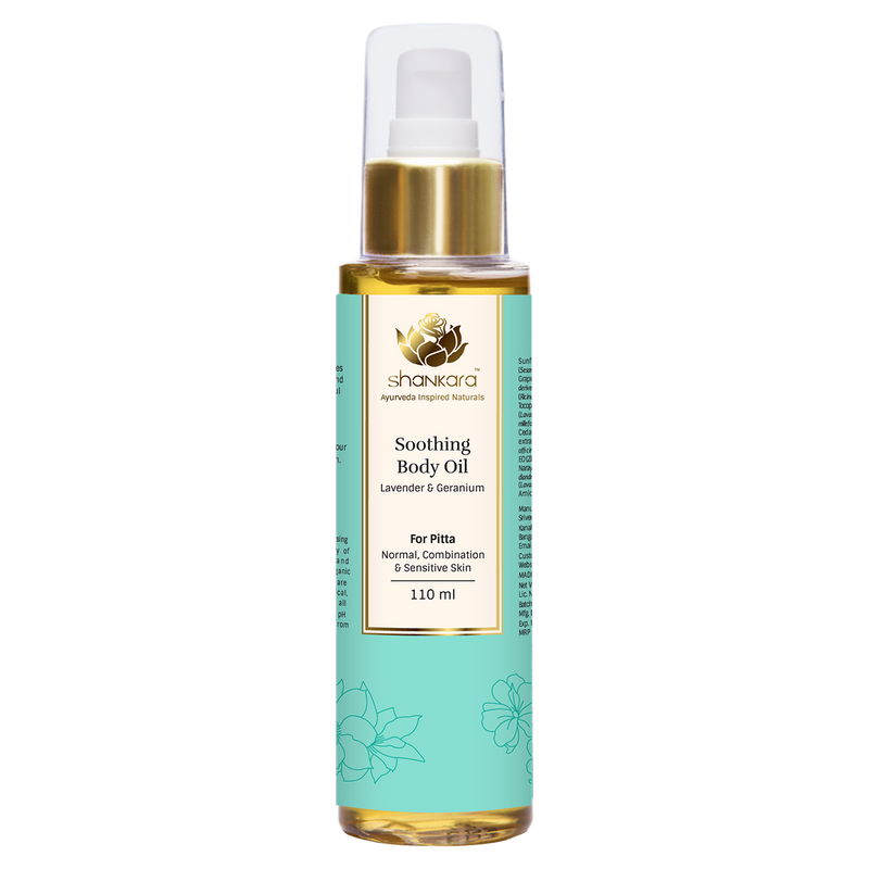 Shankara Soothing Body Oil