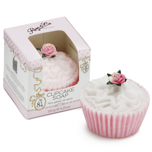 NO 84 ROSE CUPCAKE SOAP