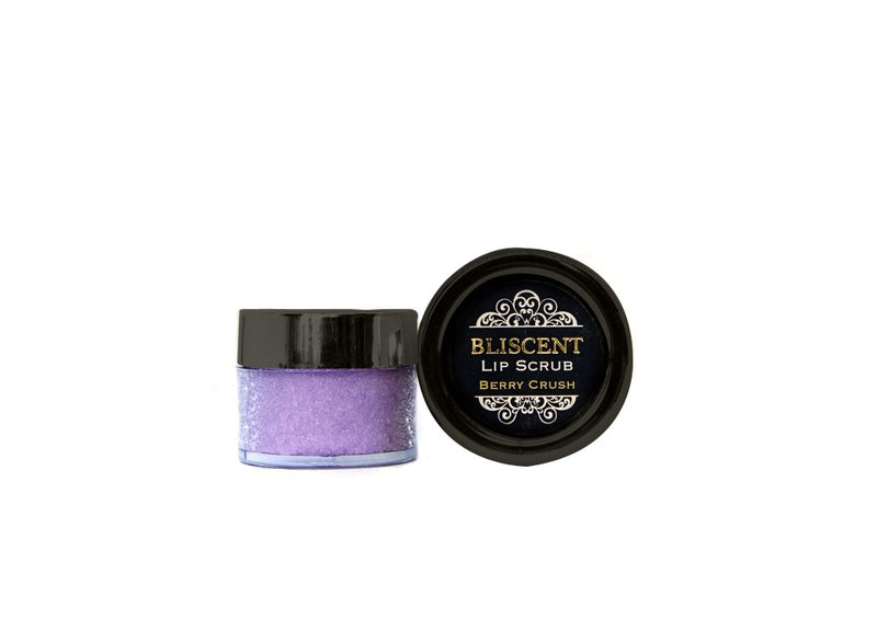 Bliscent Berry Crush Lip Scrub