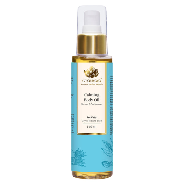 Shankara Calming Body Oil