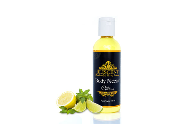 Bliscent Citrus Body Nectar