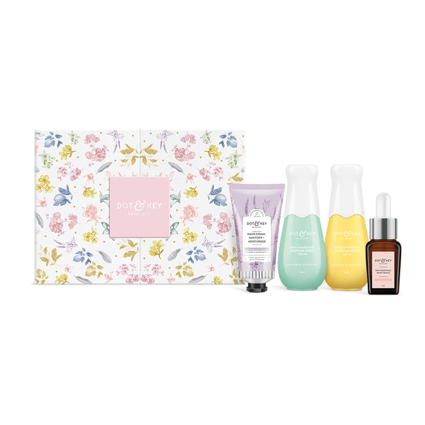 Dot & Key Signature Skincare Collection
