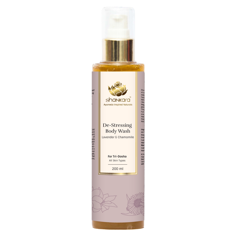 SHANKARA DE-STRESSING BODY WASH