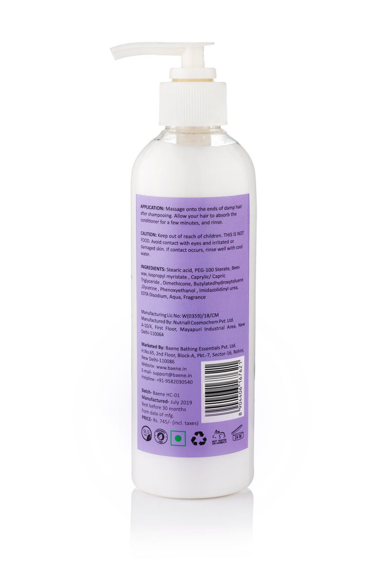 Baene Repairing Hair Conditioner