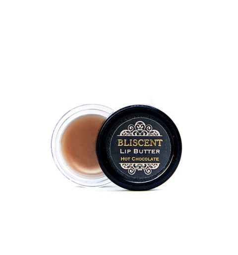 Bliscent Hot Chocolate Lip Butter