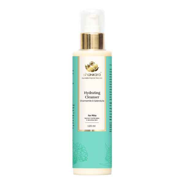 Shankara Hydrating Cleanser- Fine Lines 120ml