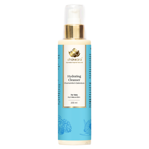 SHANKARA HYDRATING CLEANSER - RICH REPAIR 200ml