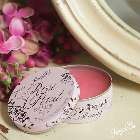 ROSE PETAL SALVE TIN 20G