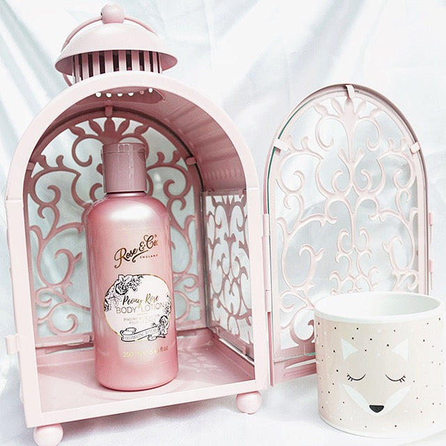 PEONY ROSE GLITTER BODY LOTION