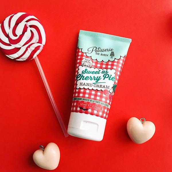 SWEET AS CHERRY PIE HAND CREAM 50ML TUBE