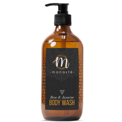 MANASTE ROSE & JASMINE BODY WASH