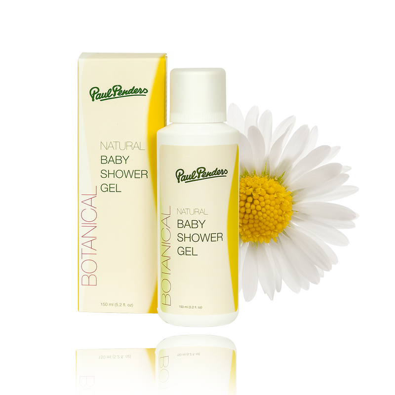 Paul Penders Natural Baby Shower Gel