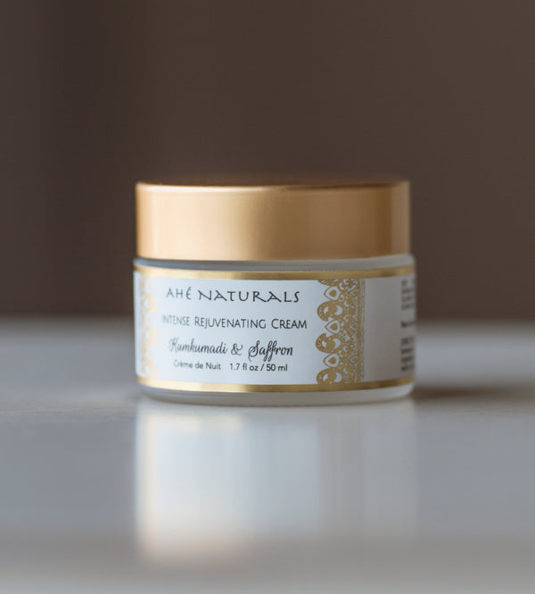 Kumkumadi & Saffron Intense Rejuvenating Face Cream