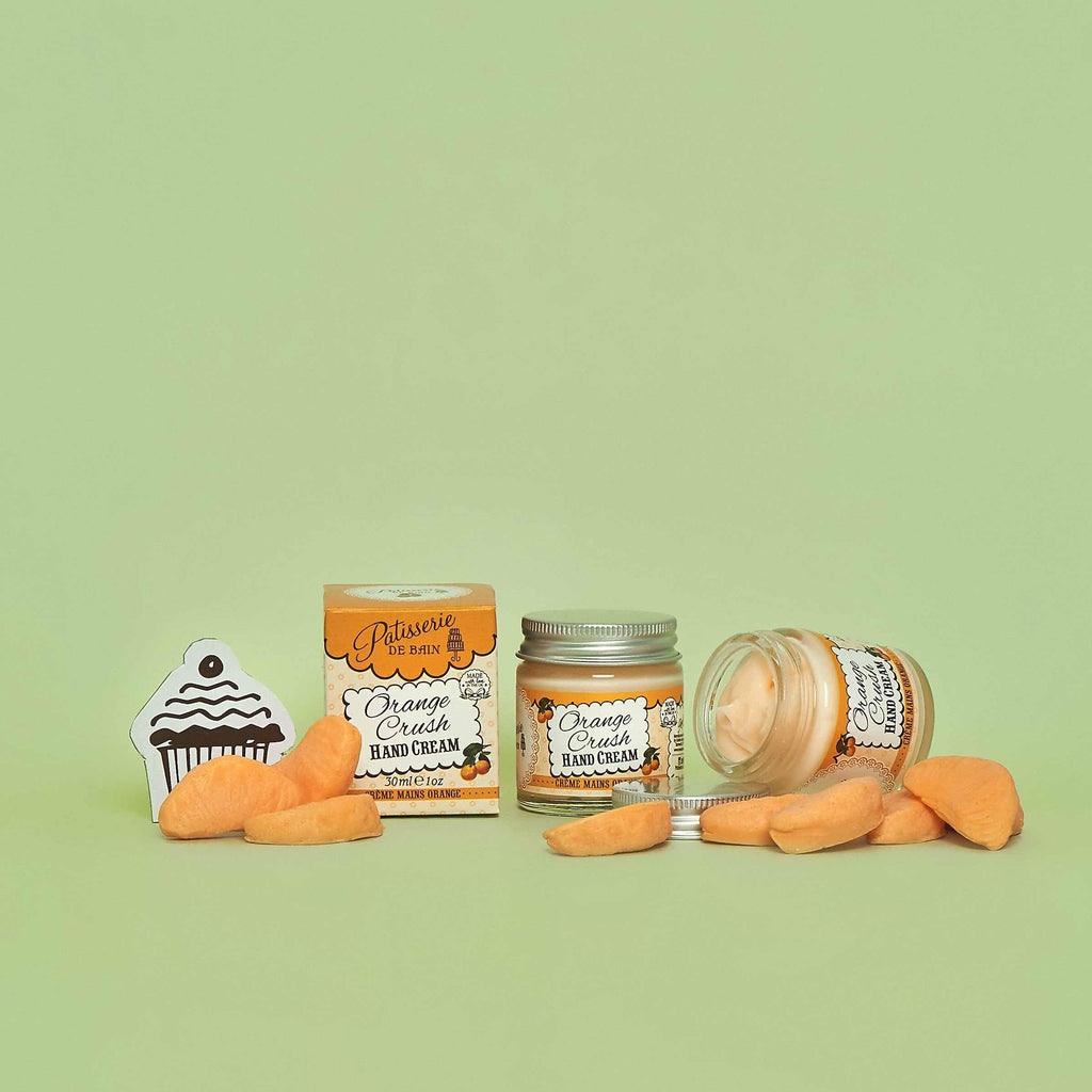 ORANGE CRUSH HAND CREAM JAR 30ML