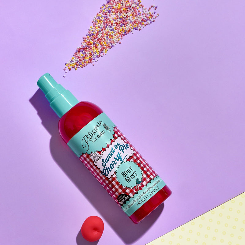 SWEET AS CHERRY PIE BODY MIST SPRAY