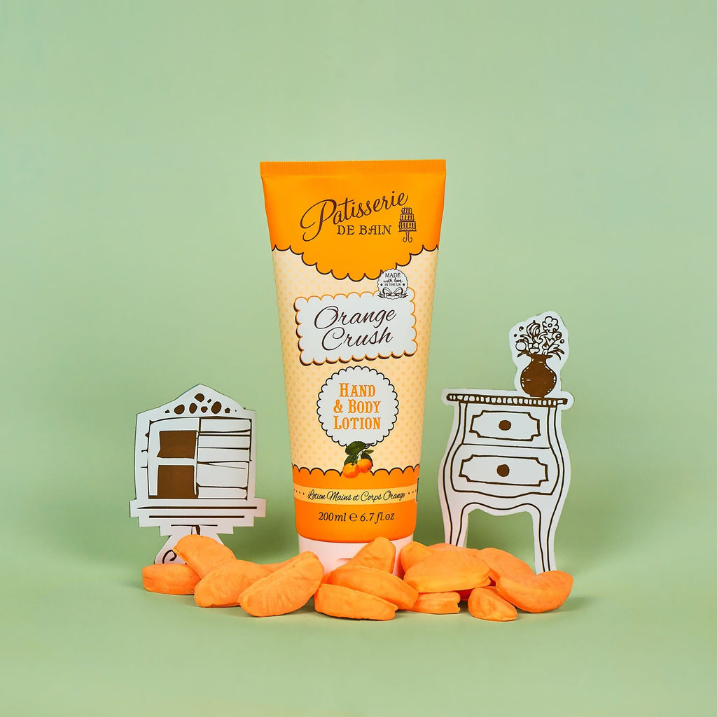 ORANGE CRUSH HAND & BODY LOTION