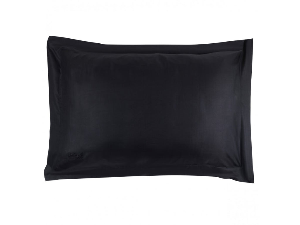 Ahe Naturals Mulberry Silk Pillow Case (Black)