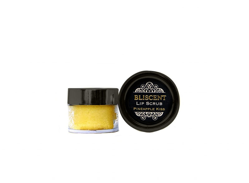 Bliscent Pineapple Kiss Lip Scrub