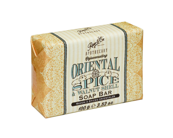 ORIENTAL SPICE & WALNUT SOAP BAR