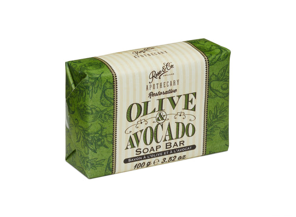 OILVE & AVOCADO SOAP BAR