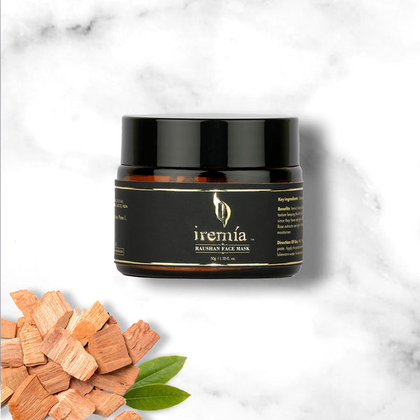Iremia Raushan Face Mask For Glowing Skin