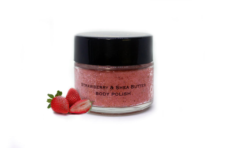 Bliscent Strawberry & Shea Butter Body Polish