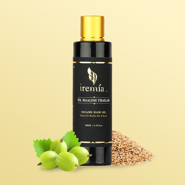 Iremia Sesame Hair Oil 
