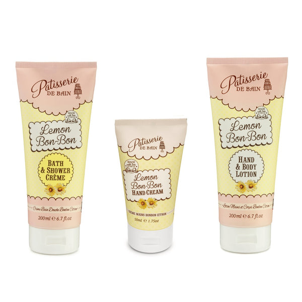 Patisserie De Bain: Lemon  Bon Bon Bundle Offer