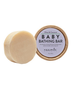 NEEMLI OLIVE & COCONUT BABY BATHING BAR