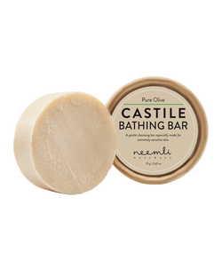 NEEMLI PURE OLIVE CASTILLE BATHING BAR