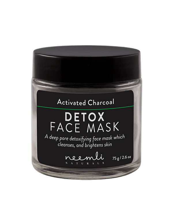 Neemli Activated Charcoal Detox Face Mask